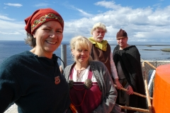 Lyra fra Nord including Maria At Akranes Lighthouse.